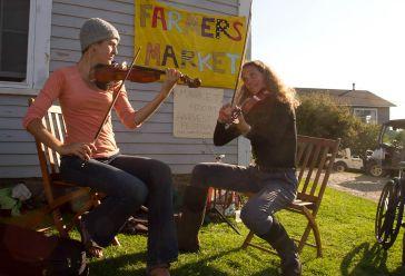 violins-farmers-market-monhegan